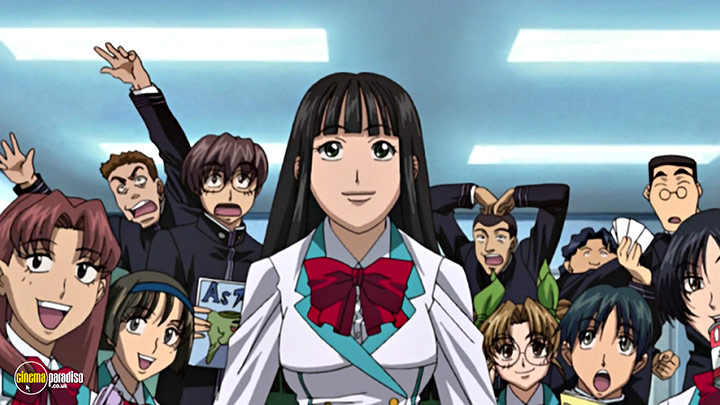 A still #40 from Full Metal Panic!: Series 1 (2002)