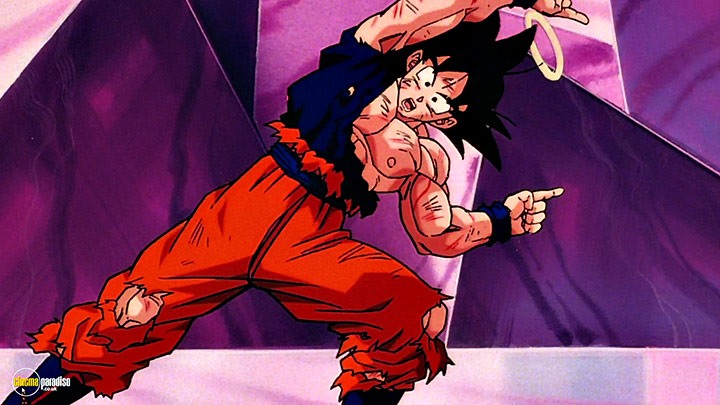 A still #59 from Dragon Ball Z: Fusion Reborn / Wrath of the Dragon (1995)