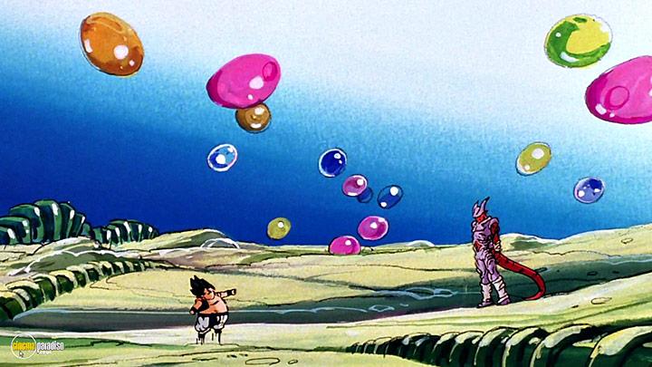 A still #58 from Dragon Ball Z: Fusion Reborn / Wrath of the Dragon (1995)