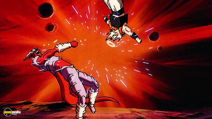 A still #53 from Dragon Ball Z: Fusion Reborn / Wrath of the Dragon (1995)