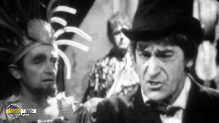 A still #51 from Doctor Who: The Underwater Menace (1967)