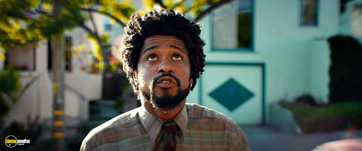 A still #8 from Sorry to Bother You (2018)