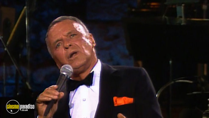 A still #26 from Frank Sinatra: Concert for the Americas with Buddy Rich (1982)