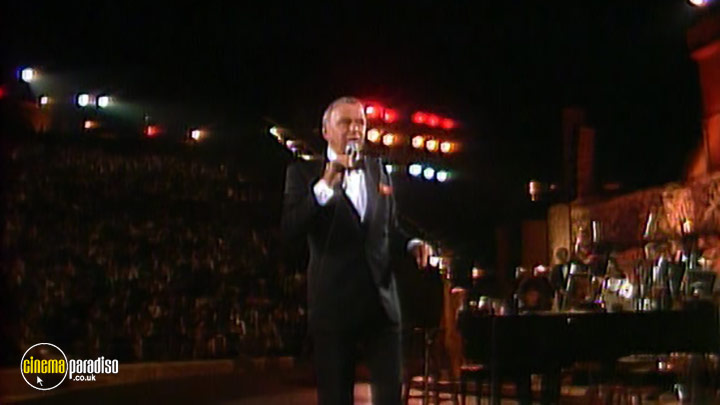 A still #25 from Frank Sinatra: Concert for the Americas with Buddy Rich (1982)