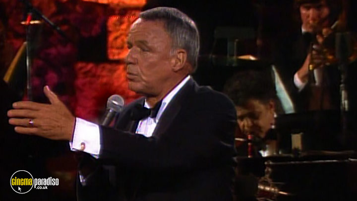 A still #24 from Frank Sinatra: Concert for the Americas with Buddy Rich (1982)