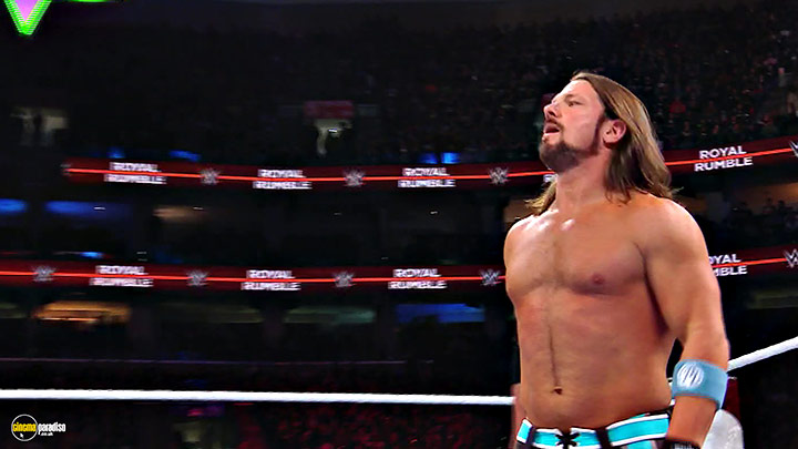 A still #30 from WWE: Royal Rumble 2018 (2018)