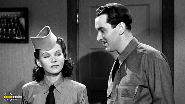 A still #57 from Buck Privates (1941)