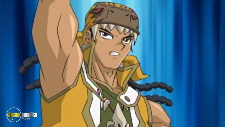 A still #56 from Yu-Gi-Oh! GX: Series 2 (2006)