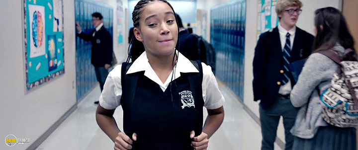 A still #12 from The Hate U Give (2018)