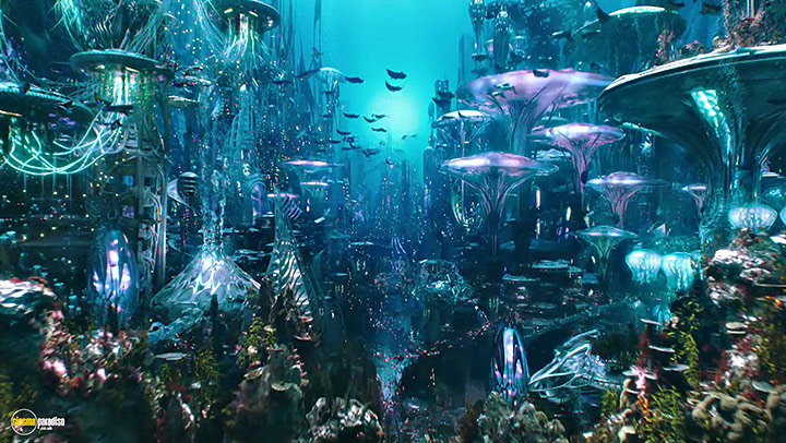 A still #6 from Aquaman (2018)