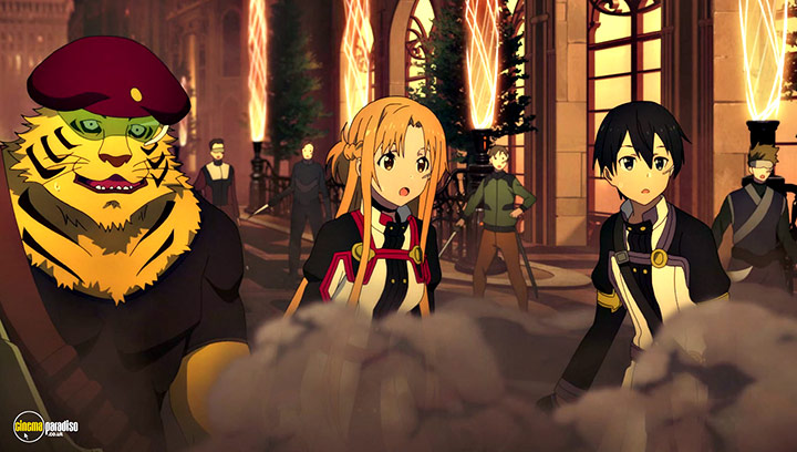 A still #7 from Sword Art Online: The Movie: Ordinal Scale (2017)