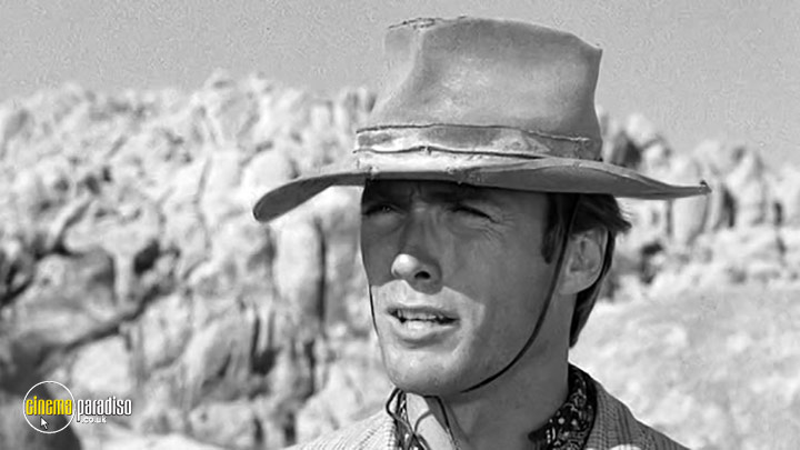 A still #1 from Rawhide: Series 6 (1963)