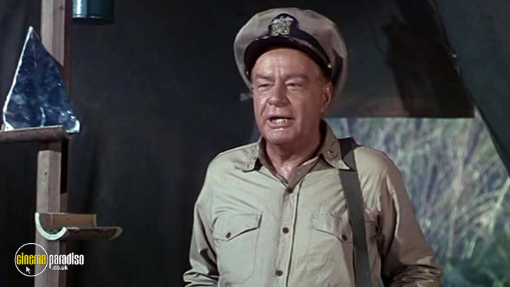 A still #8 from Flying Leathernecks (1951)