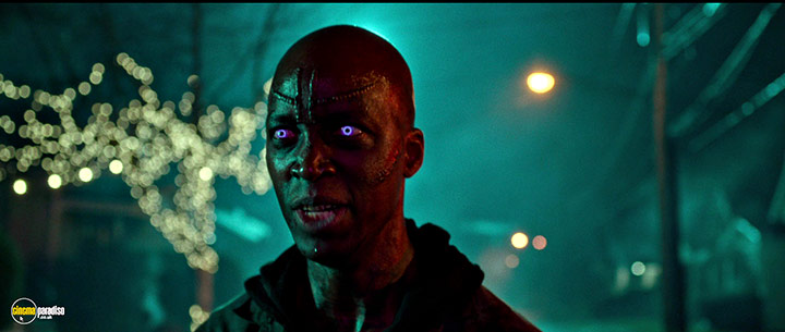 A still #9 from The First Purge (2018)