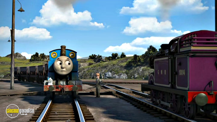 A still #9 from Thomas and Friends: Sodor's Legend of the Lost Treasure (2015)