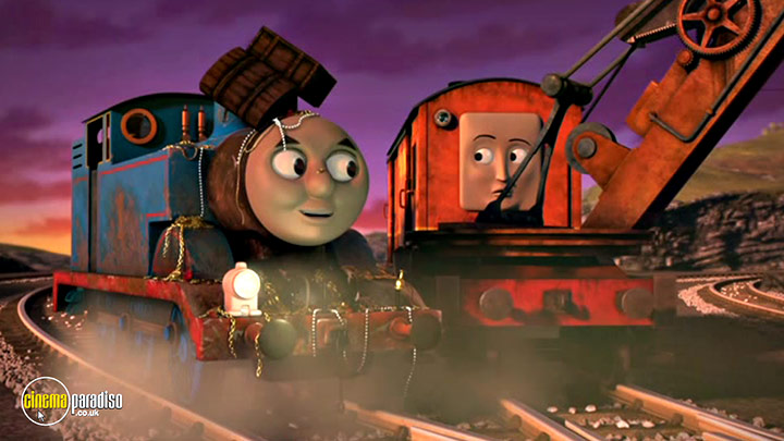 A still #7 from Thomas and Friends: Sodor's Legend of the Lost Treasure (2015)