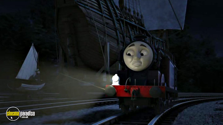 A still #5 from Thomas and Friends: Sodor's Legend of the Lost Treasure (2015)