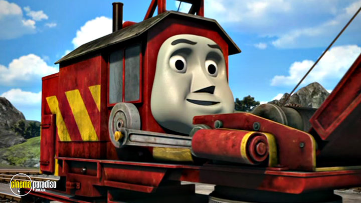 A still #4 from Thomas and Friends: Sodor's Legend of the Lost Treasure (2015)