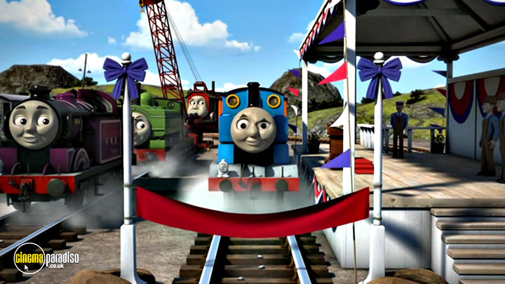 A still #3 from Thomas and Friends: Sodor's Legend of the Lost Treasure (2015)