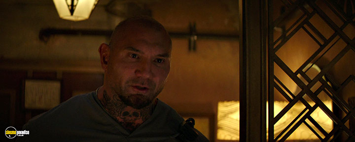 A still #3 from Hotel Artemis (2018)