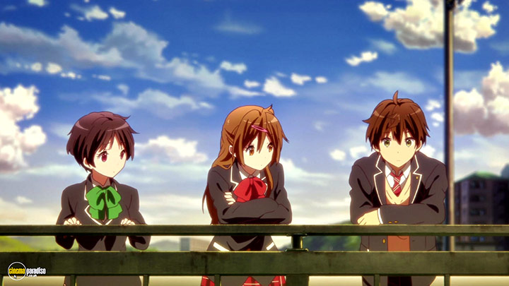 A still #6 from Love, Chunibyo and Other Delusions!: Take on Me (2018)