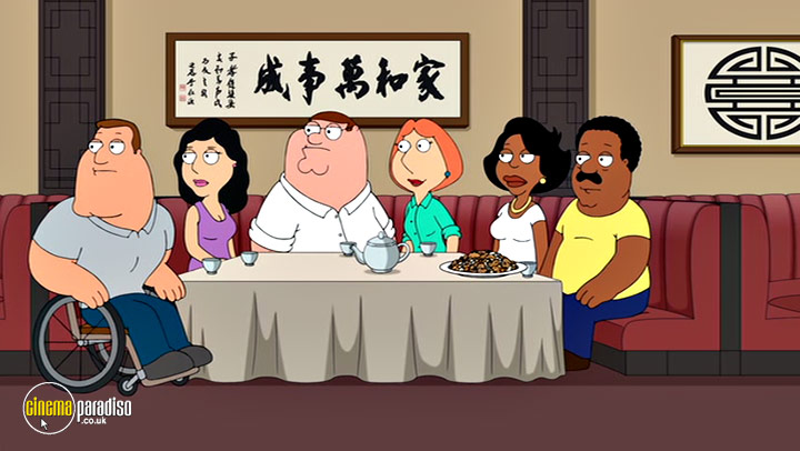 A still #9 from Family Guy: Series 18 (2018)