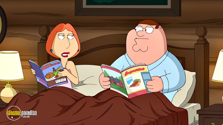 A still #8 from Family Guy: Series 18 (2018)