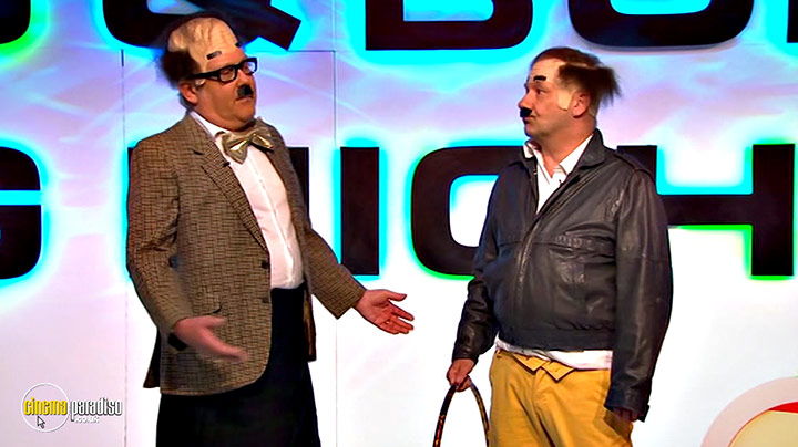 A still #7 from Vic and Bob's Big Night Out: Series 1 (2018)