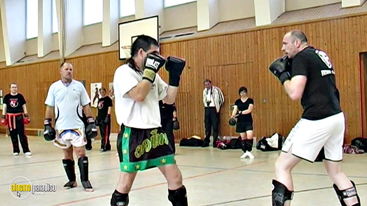 A still #2 from Muay Thai and Kickboxing: Combat Strategies (2011)