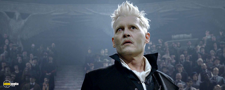 A still #6 from Fantastic Beasts: The Crimes of Grindelwald (2018)
