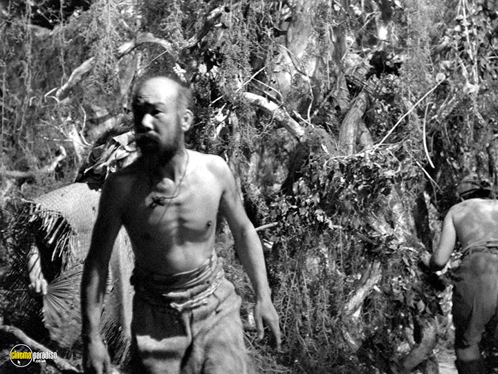 A still #3 from The Saga of Anatahan (1953)