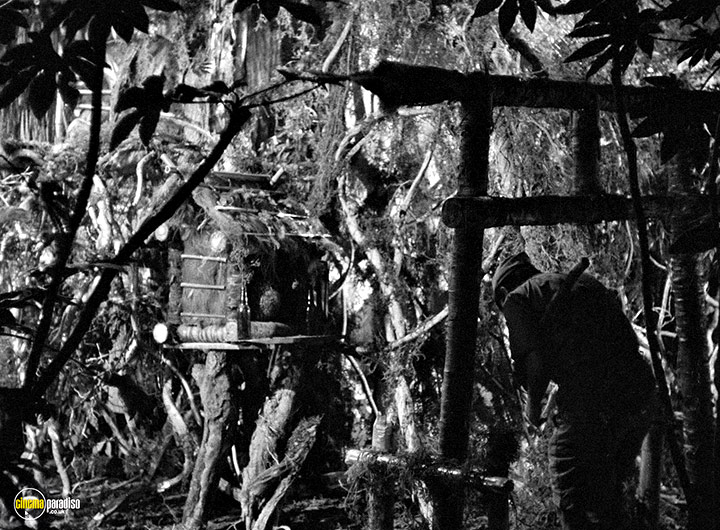 A still #9 from The Saga of Anatahan (1953)