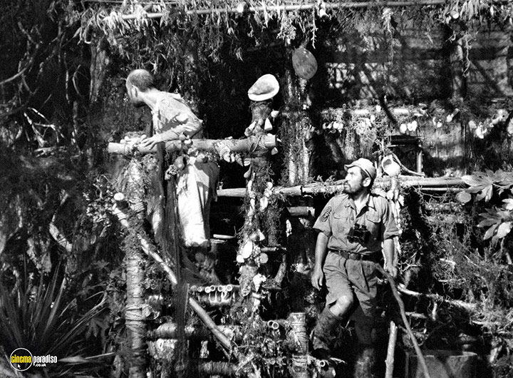 A still #7 from The Saga of Anatahan (1953)