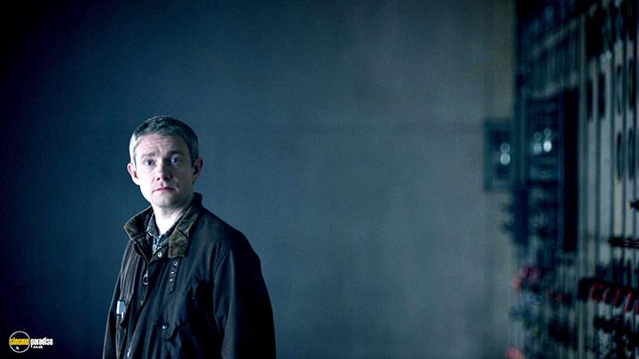 A still #3 from Sherlock: Series 2 (2012) With Martin Freeman