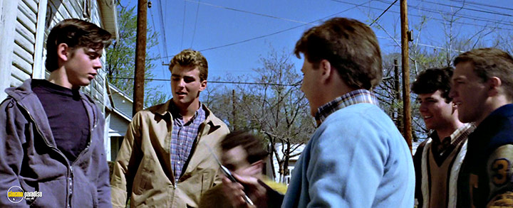 A still #19 from The Outsiders (1983)