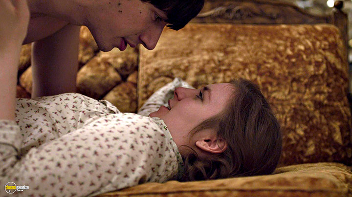 A still #16 from Girls: Series 1 (2012) With Lena Dunham And Adam Driver