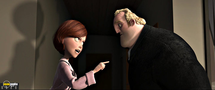 A still #20 from The Incredibles (2004)
