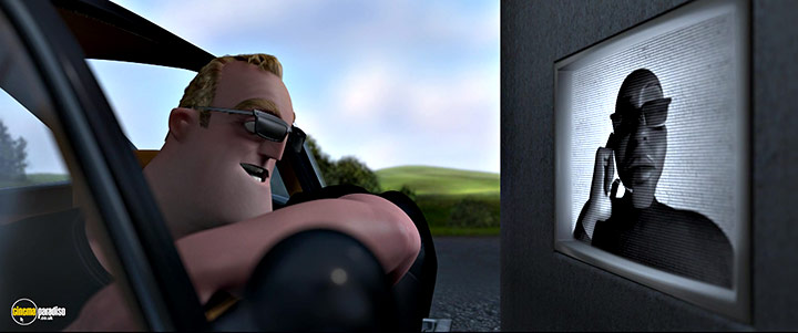 A still #14 from The Incredibles (2004)