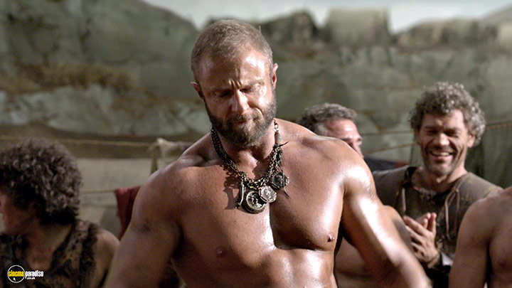 A still #20 from Spartacus: War of the Damned: Series 3 (2013)