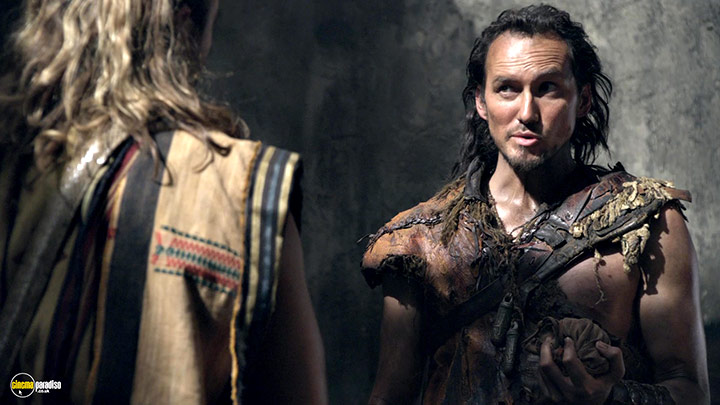 A still #14 from Spartacus: War of the Damned: Series 3 (2013)