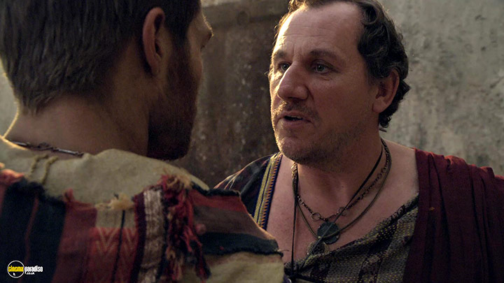 A still #13 from Spartacus: War of the Damned: Series 3 (2013)