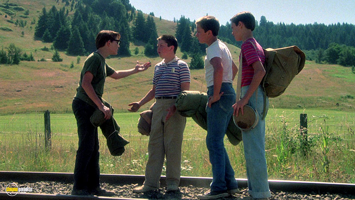 A still #15 from Stand by Me (1986)