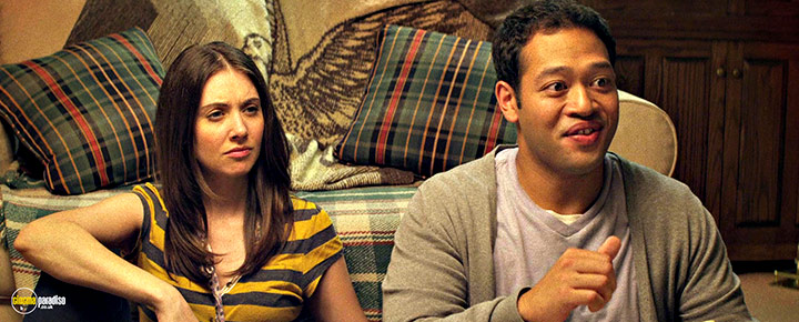 A still #20 from The Kings of Summer (2013) With Eugene Cordero And Alison Brie