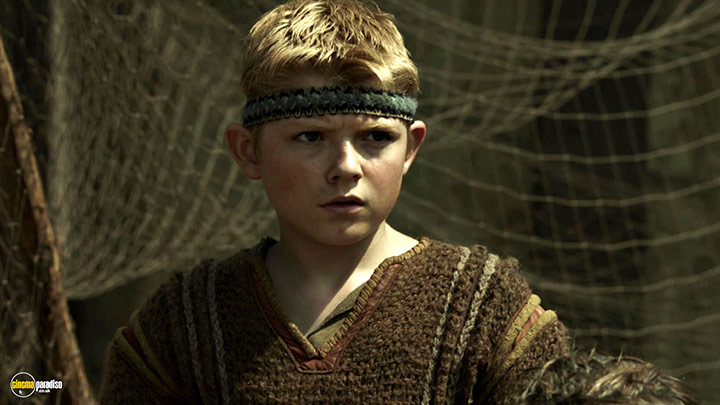 A still #14 from Vikings: Series 1 (2013) With Nathan O'Toole