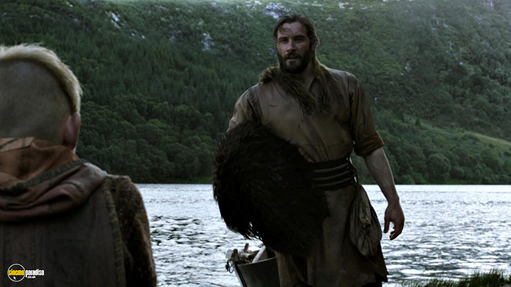 A still #13 from Vikings: Series 1 (2013) With Clive Standen