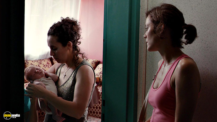 A still #15 from Two Days, One Night (2014) With Marion Cotillard
