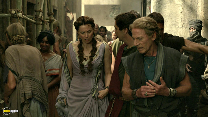 A still #7 from Spartacus: Gods of the Arena (2011)