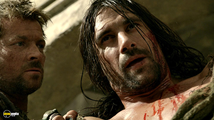 A still #5 from Spartacus: Gods of the Arena (2011)