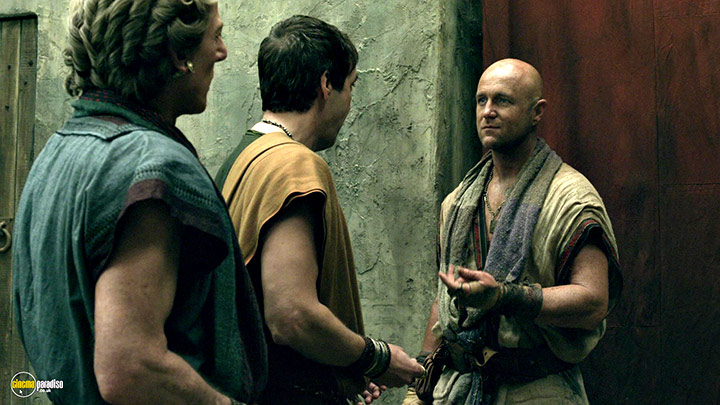 A still #3 from Spartacus: Gods of the Arena (2011)