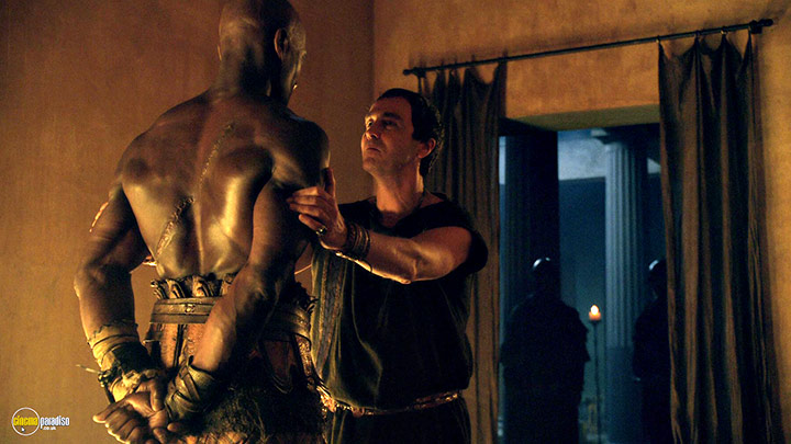 A still #2 from Spartacus: Gods of the Arena (2011)